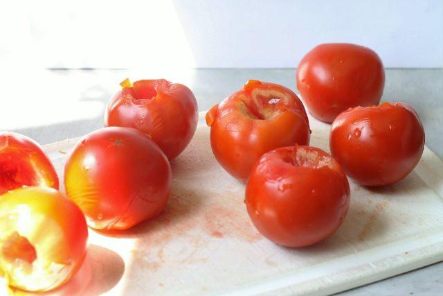 помидоры для гаспачо