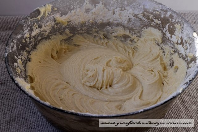 как приготовить кекс