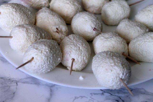 батончик баунти приготовить